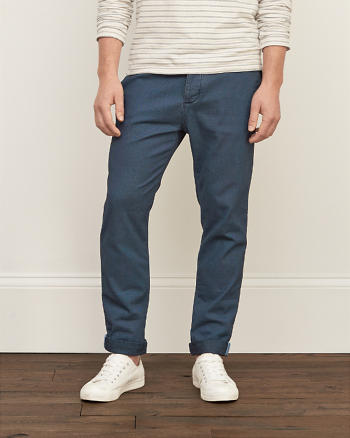 ANF Classic Taper Chino Pants