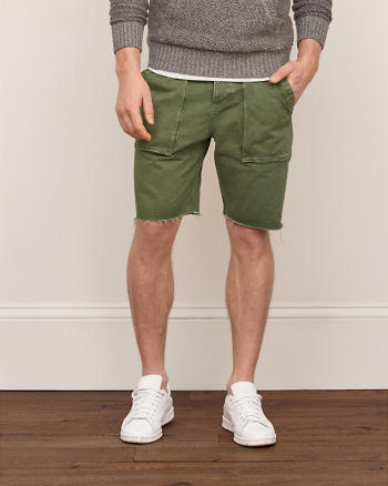 ANF Utility Shorts