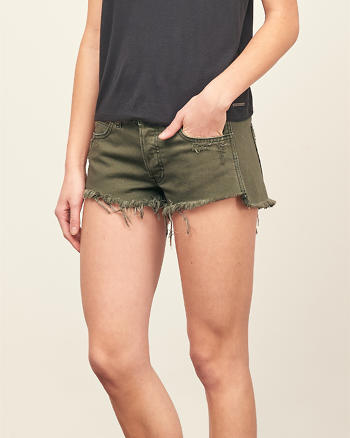ANF Low Rise Two Inch Short