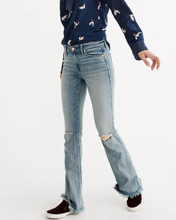 ANF Skinny Flare Jeans