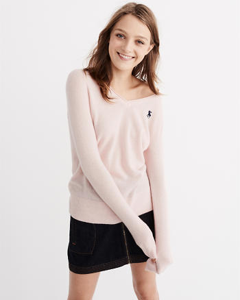 ANF Easy Cashmere Sweater