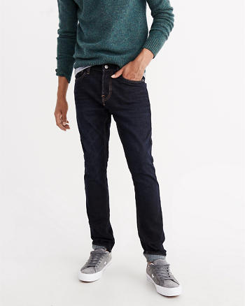 ANF Skinny Performance Winter Jeans