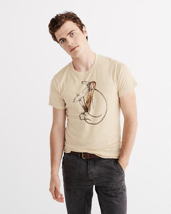 ANF Ryder Evan Robison Graphic Tee