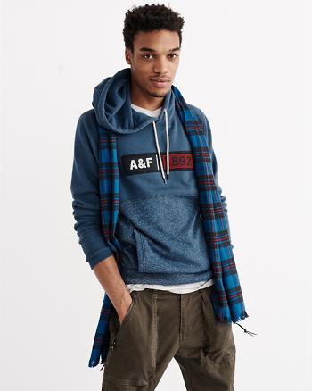 ANF Graphic Fleece Hoodie