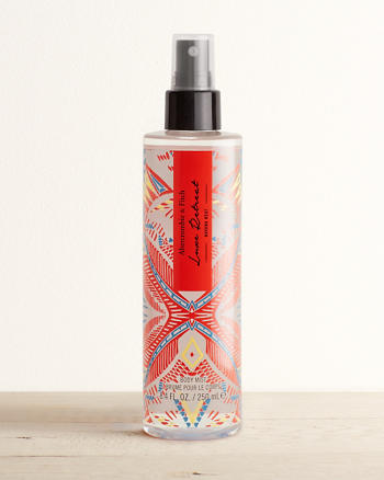 ANF Havana Heat Luxe Retreat Mist