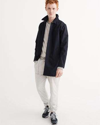 ANF Bonded Mac Jacket