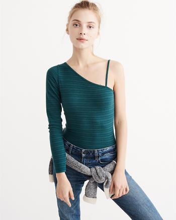 ANF One Shoulder Bodysuit