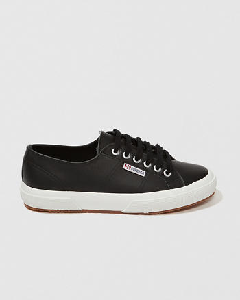 ANF Superga Auleau Leather Sneaker