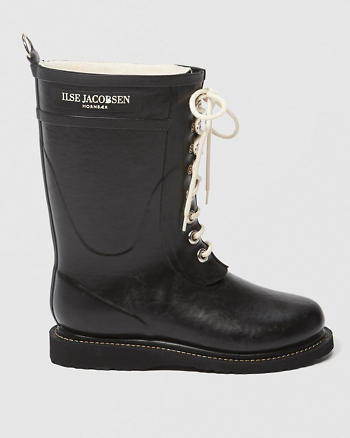 ANF Ilse Jacobsen Rubber 15 Midcalf Boots