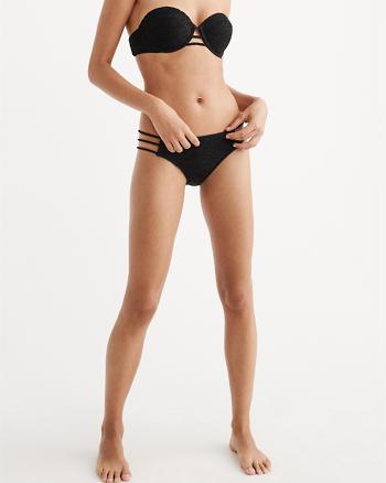 ANF Strappy Side Bikini Bottom