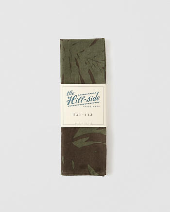 ANF The Hill-Side Cotton Bandana