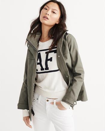 ANF Classic Raincoat