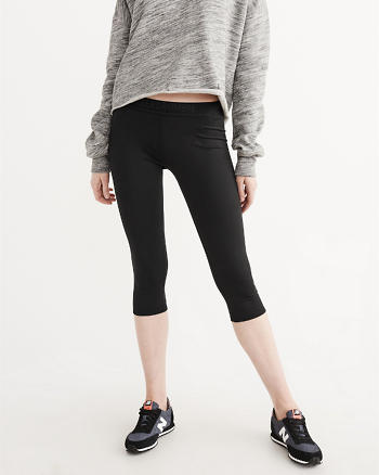 ANF Active Cropped Leggings