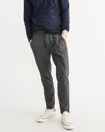 ANF Sport Nylon Cropped Pants