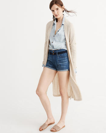 ANF Duster Cardigan