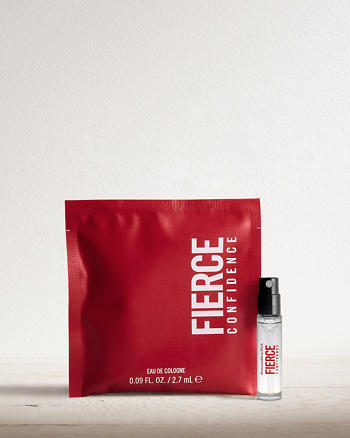 ANF Fierce Cologne Sampler