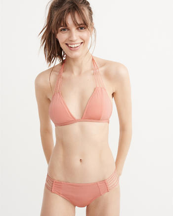 ANF Strappy Triangle Top