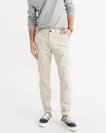 ANF Super Skinny Chino Pants