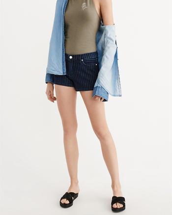 ANF Pinstripe Shorts