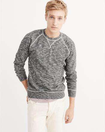 ANF Athletic Crew Sweater