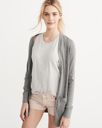 ANF Lightweight Cardigan