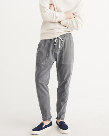 ANF Tapered Sweatpants
