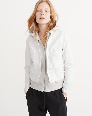 ANF Denim Twofer Jacket