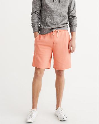 ANF Burnout Fleece Shorts