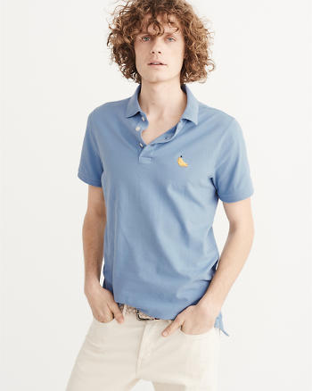 ANF Novelty Icon Polo