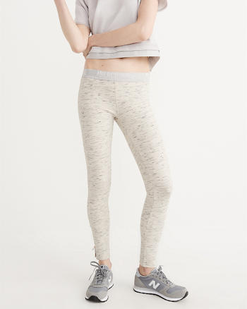 ANF Active Fleece Leggings
