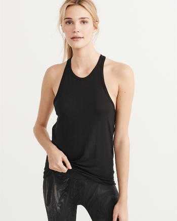 ANF Active Open Back Tank