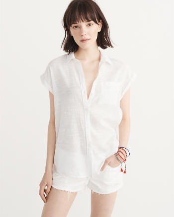 ANF Cotton Shirt