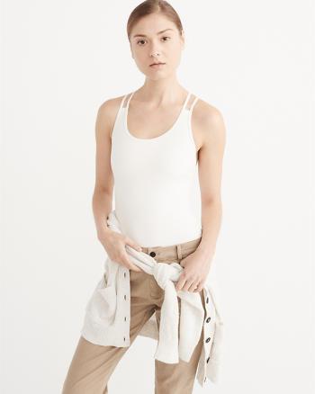 ANF Strappy Bodysuit