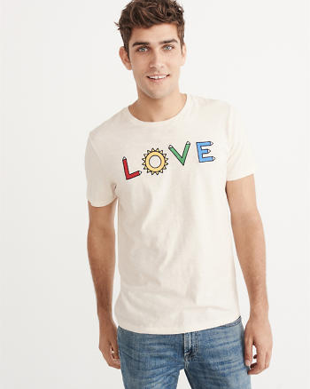 ANF Pride Graphic Tee