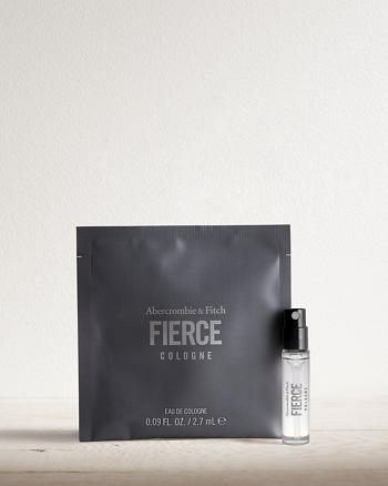 ANF Fierce Confidence Cologne Sampler