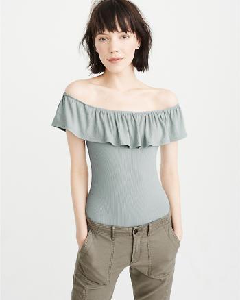 ANF Off-The-Shoulder Bodysuit