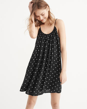 ANF Trapeze Swing Dress