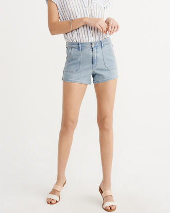 ANF High-Rise Shorts
