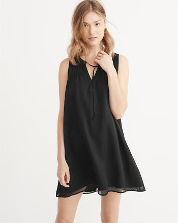 ANF Swing Dress