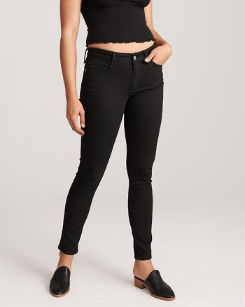 ANF Low Rise Super Skinny Jeans
