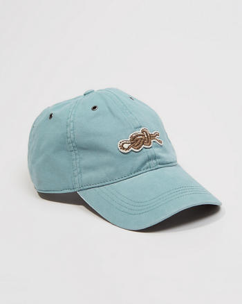 ANF Brushed Twill Hat