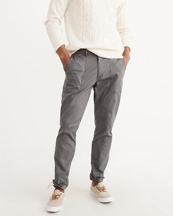 ANF Bedford Cord Supply Pants