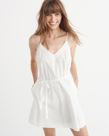 ANF V-Neck Dress