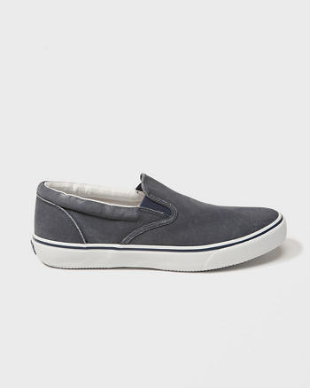 ANF Sperry Slip-On Shoes