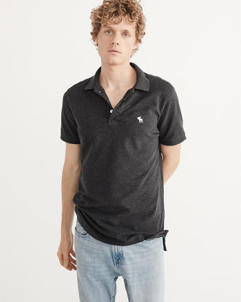 ANF Stretch Icon Polo