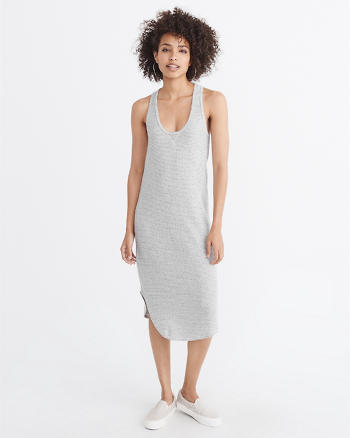 ANF Knit Midi Dress