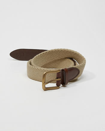 ANF Woven Belt
