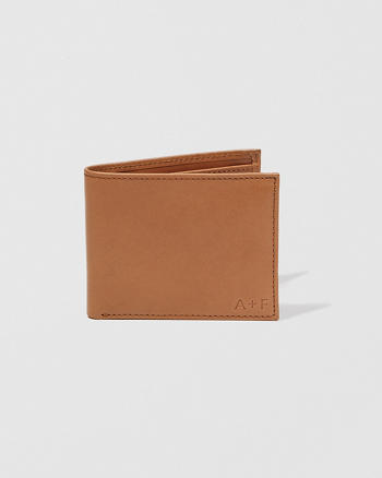 ANF Leather Wallet