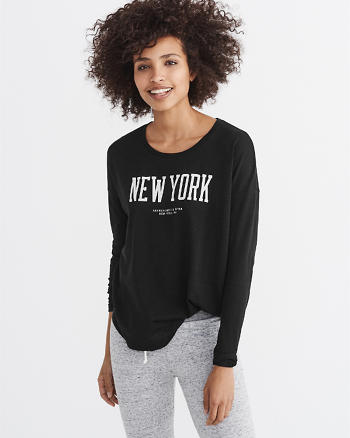 ANF New York Graphic Tee