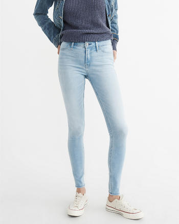 ANF Low-Rise Jean Legging
